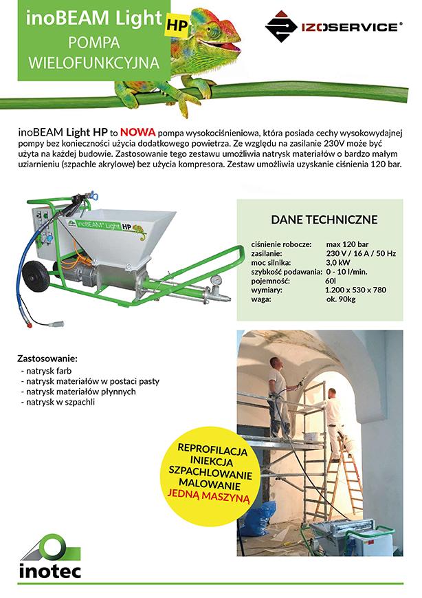 inoBEAM-Light-pompa-wielozadaniowa str 2