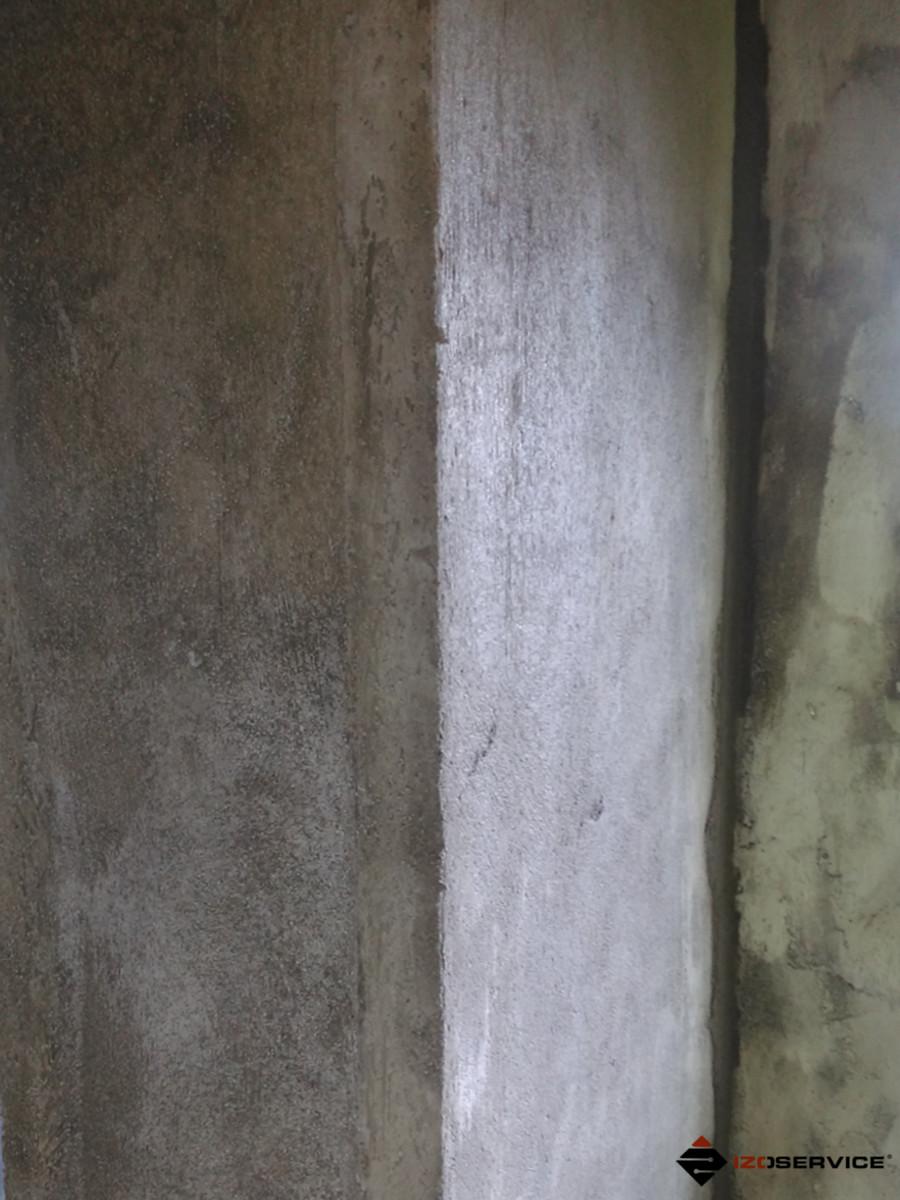 Torkretowanie ścian żelbetowych