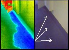 przecieki termowizja