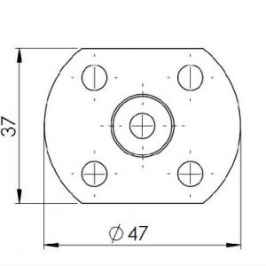 Paker-przyklejany-plastikowy-50-mm-kalamitka-M6-300x300