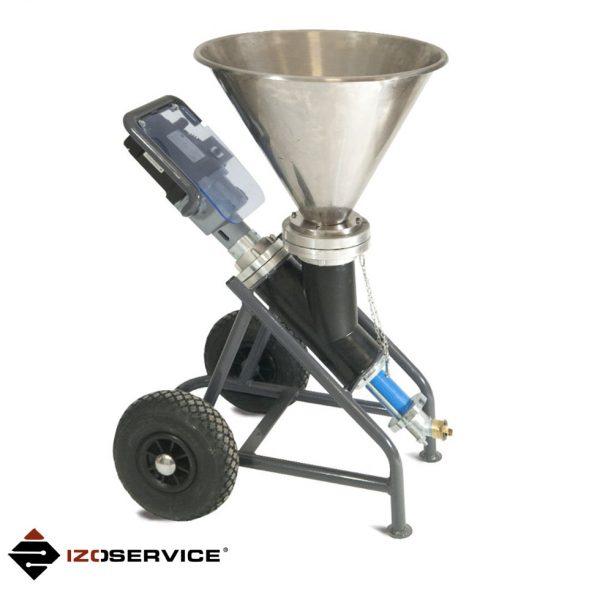 Pompa ślimakowa Izopress 900S do iniekcji, natrysku i fugowania