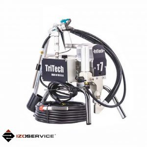 Pompa tłokowa TriTech T7 do natrysku i iniekcji