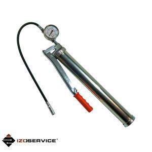 Pompka ręczna Izopress Mini z manometrem